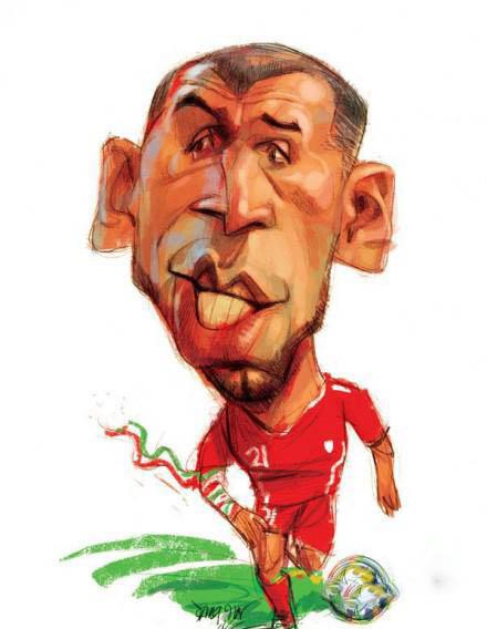 Cartoons-Iranian-footballers15