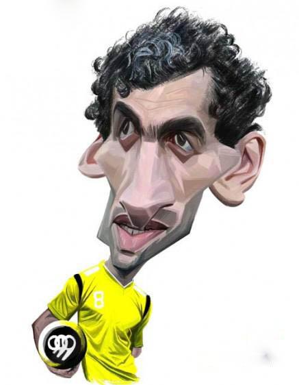 Cartoons-Iranian-footballers7