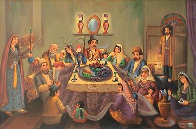 نقاشی ایرانی, هنرمندان نقاشی قهوهخانهای