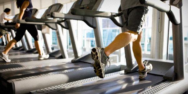 لاغری و کاهش وزن با تردمیل