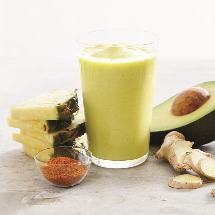 اسموتی سبزیجات,اسموتی کاهش وزن