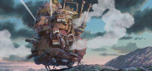 انیمه Howl's Moving Castle
