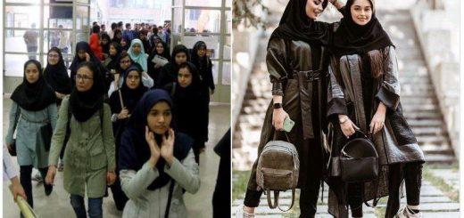 استایل دانشجویی که پیجای اینستا میزارن vs استایلی که دخترای دانشجو باهاش میان دانشگاه